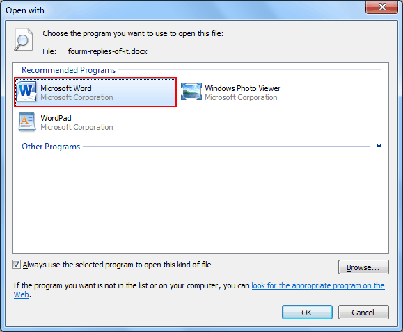 how to change the order of attachments in outlook