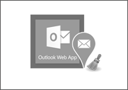 Change Default Address in OWA