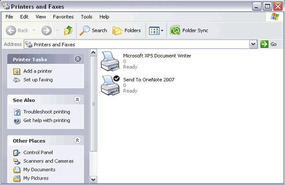 how to change quick print settings in outlook