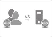 Client Side vs Server Side Rules