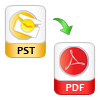 Convert PST to multiple formats
