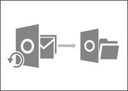 Outlook Favorite Folder is Empty