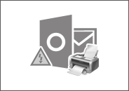 Outlook Crash When Printing