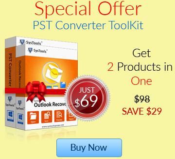 Bundle offer of PST Converter